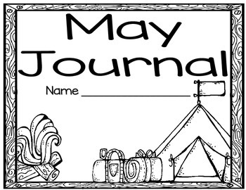 Black and White Journal Covers (Feb-June)