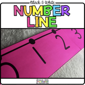 Classroom Number Line -20-200