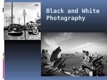 Black and White Photogrpahy