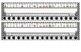 Black and White Polka Dot Desk Reference Nameplates