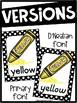 Black and White Polka Dots Color Posters - Black and White Polka Dot Decor