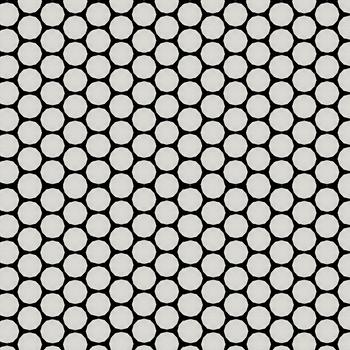 Black and White Polka Dots - Scrapbook/ Digital Background