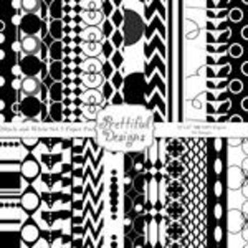 Black and White Set 2