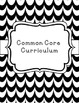 Black and White Teacher Binder Covers & Divider Pages