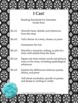 Black and White Theme Grade Four Common Core Lesson Planning Pack