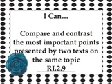 Black and White Theme Grade Two Common Core Lesson Planning Pack