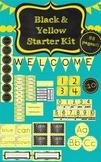 Black and Yellow Starter Kit