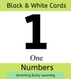 Black and white - Numbers