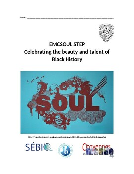 Black history Month - Celebrating the beauty and talent of Black History