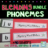 Blending Sounds ~ CVC Words and Digraphs
