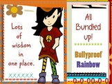 Classroom Community Bundle: Loyalty, Appreciation, Courage, Self-Control