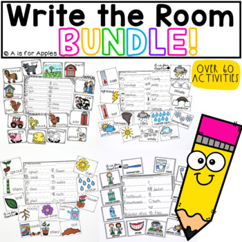 Write the Room BUNDLE!
