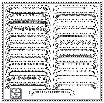 Doodle Frames - Colossal Collection!