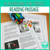 Blackbeard: Reading Passage Set