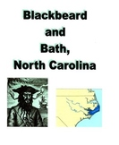 Blackbeard and Bath, North Carolina