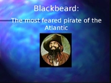 Blackbeard and Pirates PowerPoint