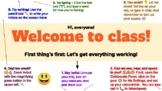 Blackboard Collaborate Welcome Slides