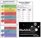 Blackfish Film Study Package - PAPERLESS & GOOGLE DRIVE READY!