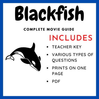 Blackfish (2013) - Complete Video Guide