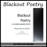 Blackout Poetry PowerPoint