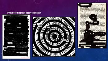 Blackout Poetry Mini-Lesson