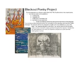 Blackout Poetry Project