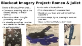 Blackout Poetry Project & Rubric