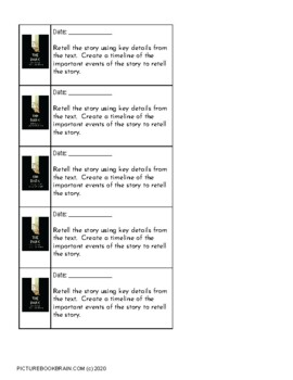The Dark by Lemony Snicket 4-5 Day Lesson Plan and Activities