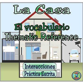 Home Topic Vocabulary Thematic Reference