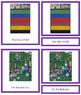 Blake (Peter) 3-Part Art Cards - Color Borders
