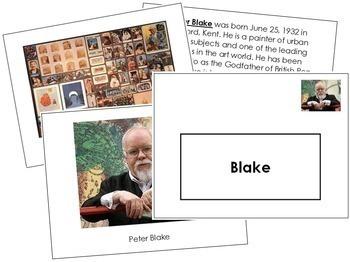 Blake (Peter) Art Book