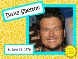 Blake Shelton: Musician in the Spotlight