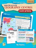 Blake's Learning Centres - Australian Geography Centres - Lower Primary