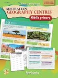 Blake's Learning Centres - Australian Geography Centres - Middle Primary