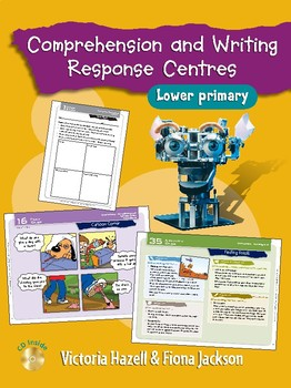 Blake's Learning Centres - Comprehension & Writing Response - Lower Primary