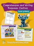 Blake's Learning Centres - Comprehension & Writing Respons