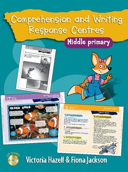 Blake's Learning Centres - Comprehension & Writing Response - Middle Primary