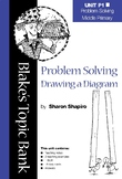 Blake's Topic Bank - Problem Solving: Drawing a Diagram