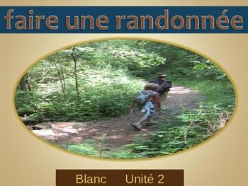 Blanc Unit 2 vocabulary power point