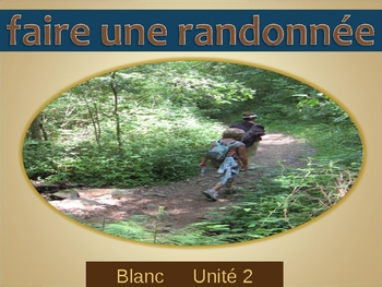 Blanc Unit 2 Vocabulary PowerPoint
