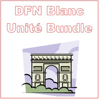 Blanc Unit 7 Bundle