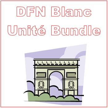 Blanc Unit 8 Bundle