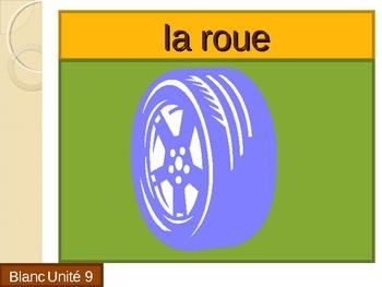 Blanc Unit 9 Lesson 33 Vocabulary power point
