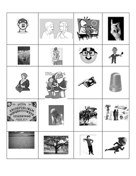 Blanca Flor Holt Intro Course Gr. 6 Vocabulary Cards