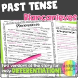 Preterite Imperfect Story Worksheet (Blancanieves/Snow White)