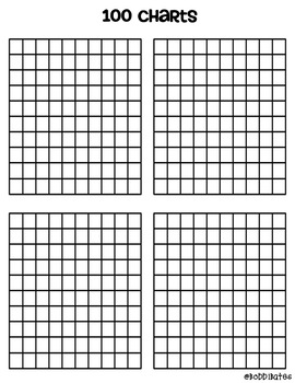 Blank 10, 20 and 100 frames