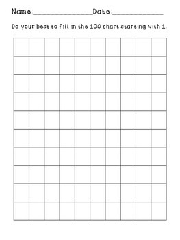 Magic image throughout blank hundreds chart printable