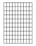 Blank 100th Chart