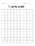 Blank 120 chart
