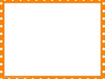 Blank 2nd Grade PowerPoint Background